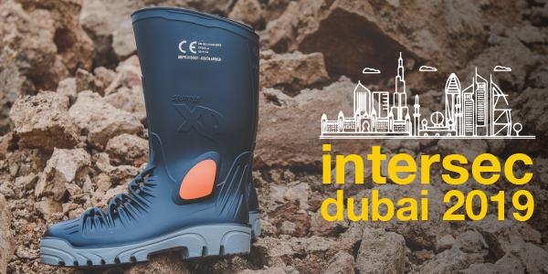 Neptun Safety Footwear Intersec 2019
