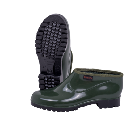 Neptun Marina Green Black Gumboot