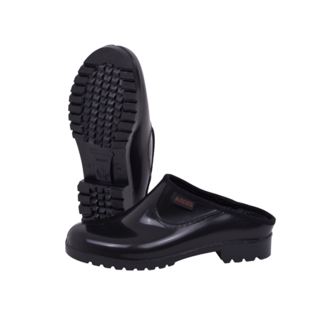 Neptun Marina Ladies Black Black Clog
