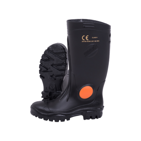 Neptun Shosholoza Gumboot Steel Toe