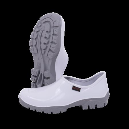Neptun Shova White Grey Shoe