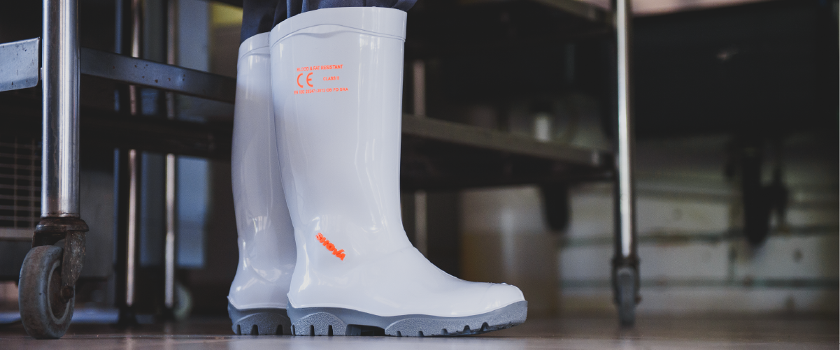 Food Processing Gumboots